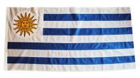 2.5yd 90x45in 225x112cm Uruguay